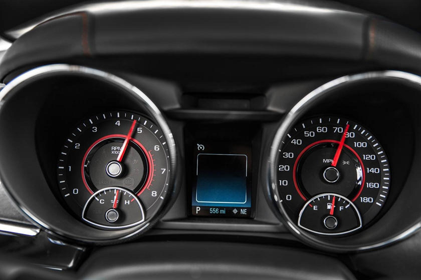 2017 Chevrolet SS Sedan Gauge Cluster