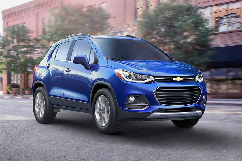 2018 Chevrolet Trax Reviewtrims Specs And Price Carbuzz