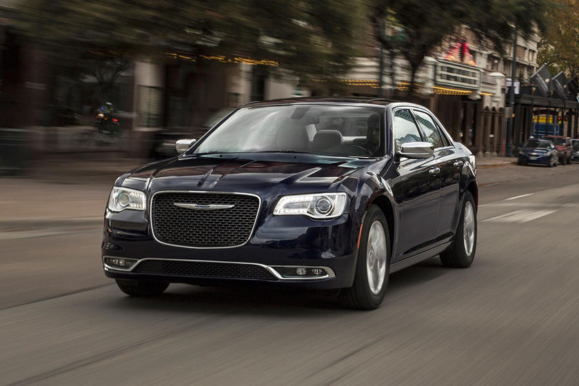 2017 Chrysler 300 C Sedan Exterior