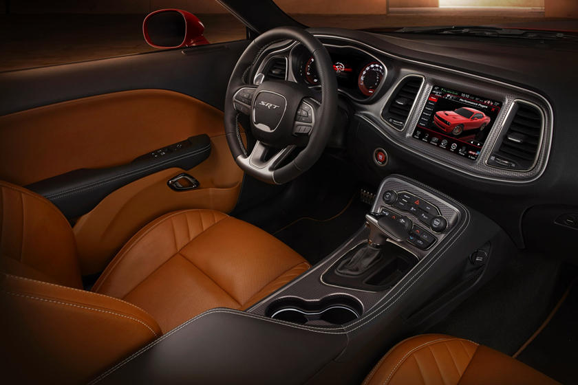2017 Dodge Challenger SRT 392 Coupe Interior