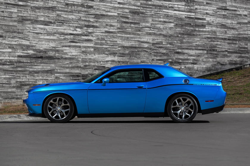 2017 Dodge Challenger SXT Plus Coupe Exterior Shown
