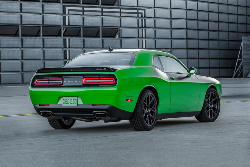 2018 Dodge Challenger T A Review Trims Specs And Price Carbuzz