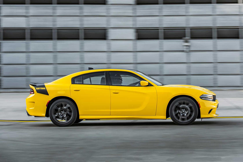 2017 Dodge Charger Daytona Sedan Exterior
