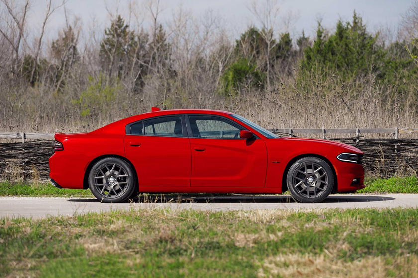 2017 Dodge Charger R/T Sedan Exterior