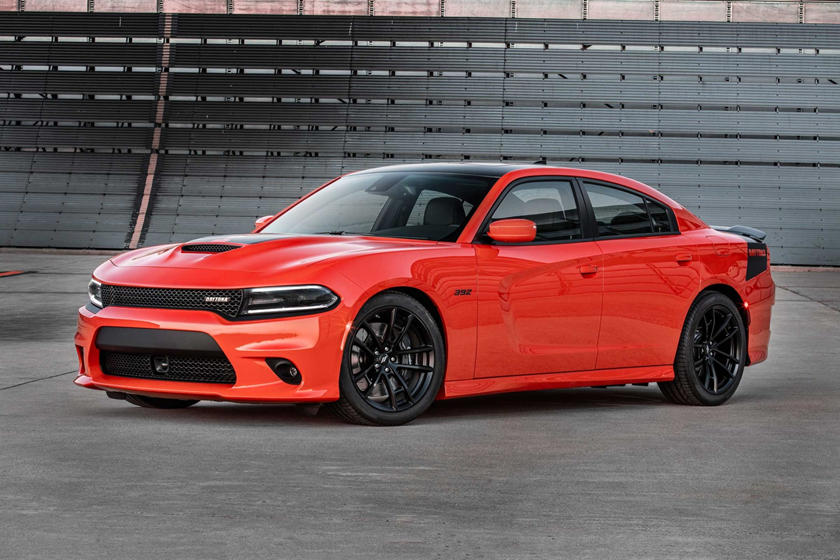 2017 Dodge Charger R/T Daytona 392 Sedan Exterior