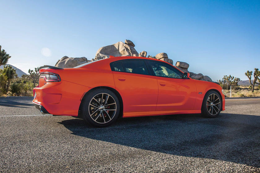 2017 Dodge Charger R/T Scat Pack Sedan Exterior