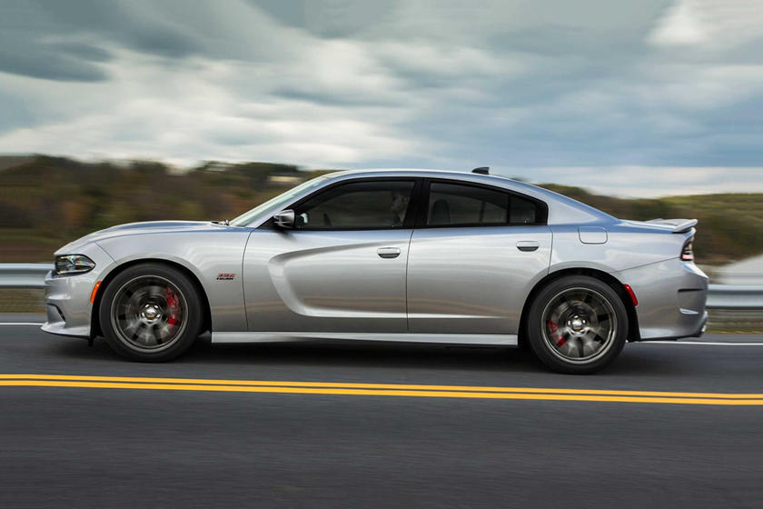 2017 Dodge Charger SRT 392 Sedan Exterior
