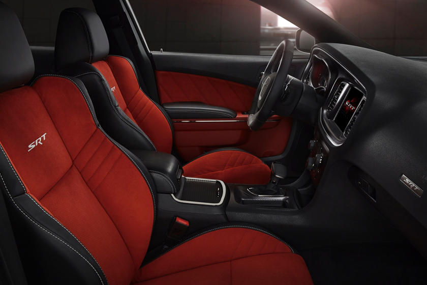 2017 Dodge Charger SRT Hellcat Sedan Interior