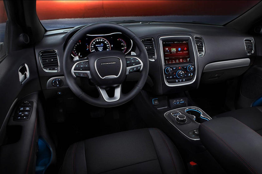 2017 Dodge Durango R/T 4dr SUV Interior Shown