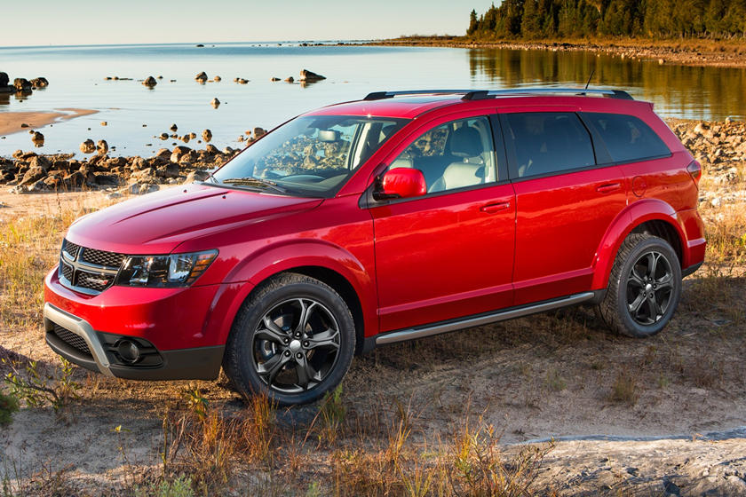 2017 Dodge Journey Crossroad 4dr SUV Exterior
