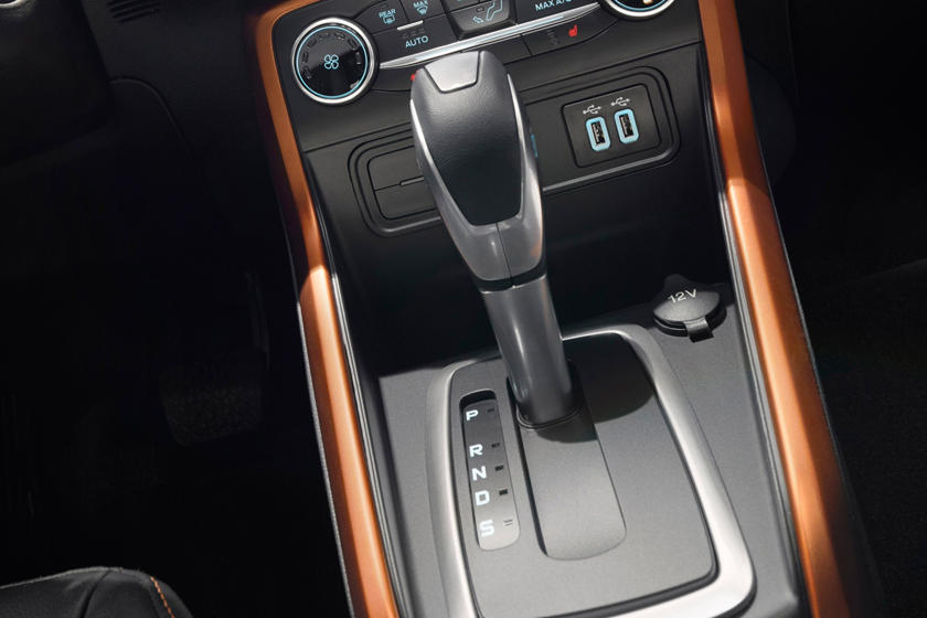 2018 Ford EcoSport SES 4dr SUV Shifter