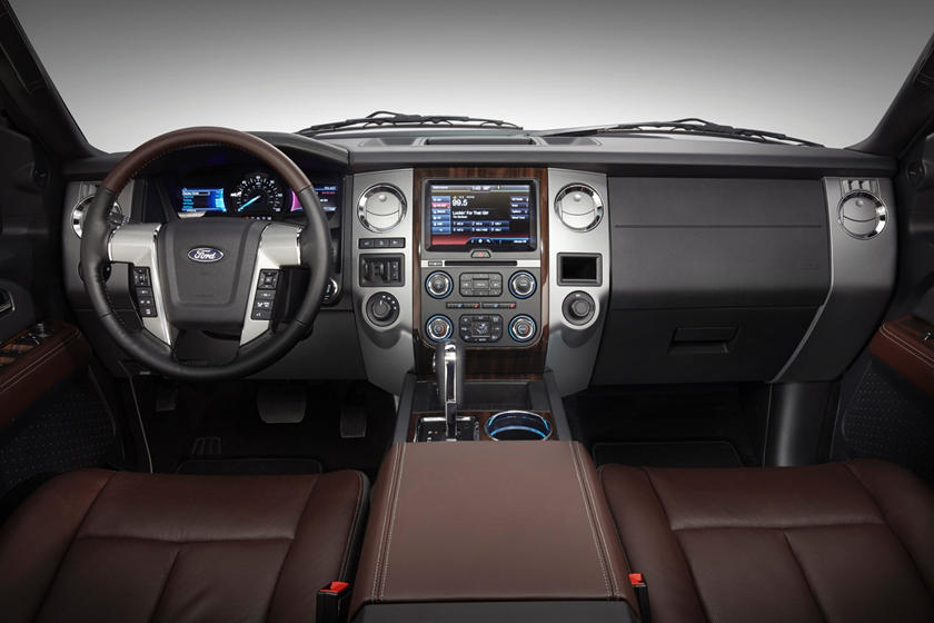 2015-2018 Ford  Expedition Dashboard