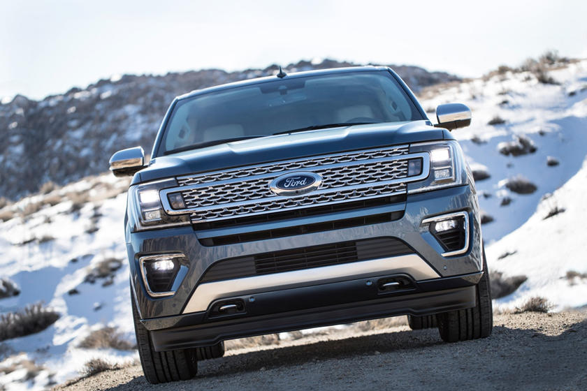 2018 Ford Expedition Platinum 4dr SUV Exterior