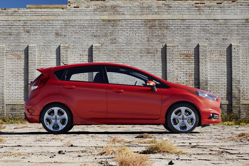 2017 Ford Fiesta ST 4dr Hatchback Exterior