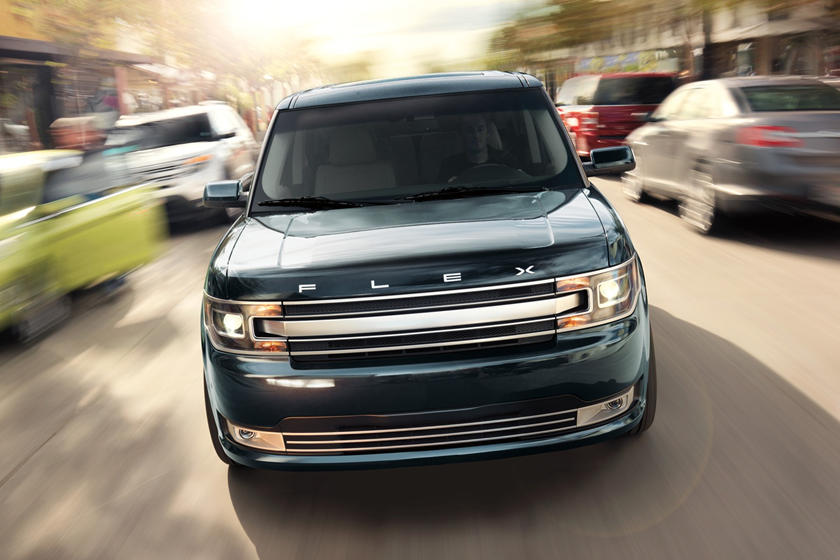 2017 Ford Flex Limited Wagon Exterior