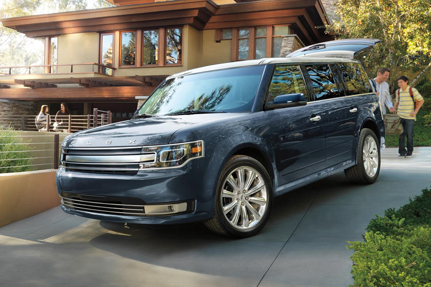 2017 Ford Flex Limited Wagon Lifestyle Exterior