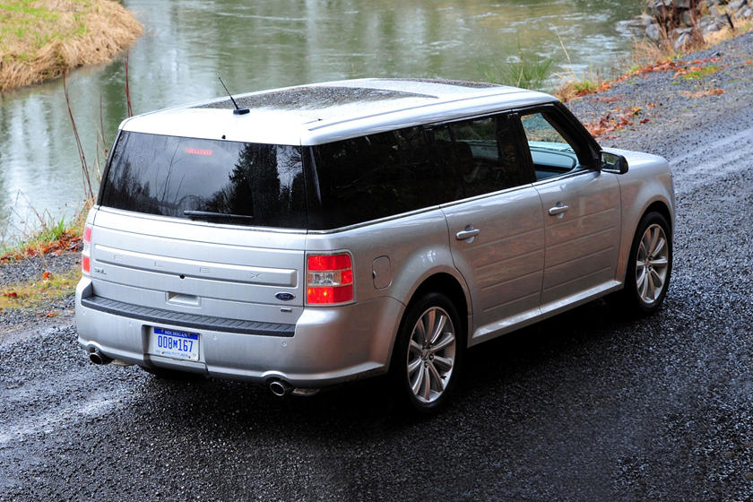 2018 Ford Flex Review Trims Specs And Price Carbuzz