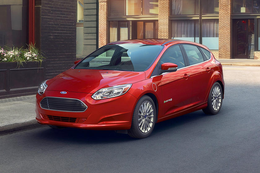 Ford Focus Electric 4dr Hatchback Exterior