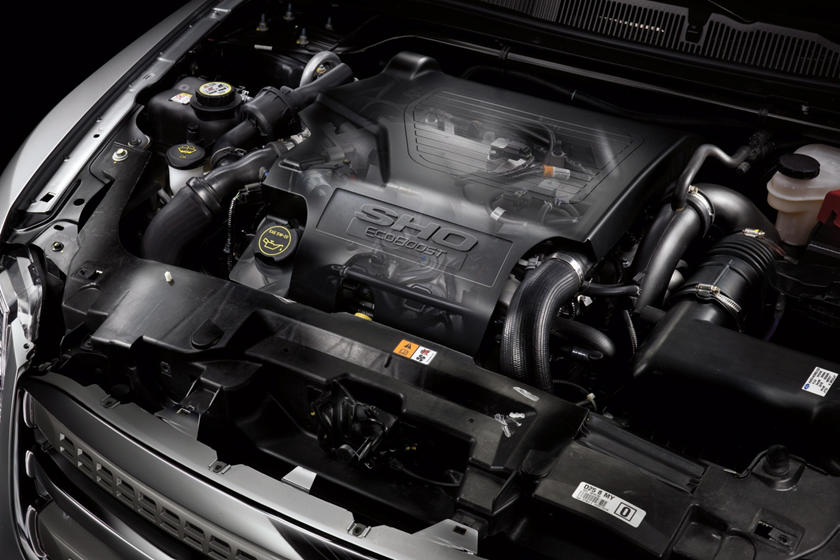 2017 Ford Taurus SHO Sedan 3.5L V6 Turbo Engine