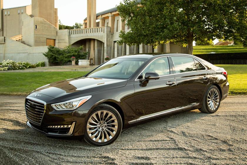 Genesis G90 Premium Sedan Exterior