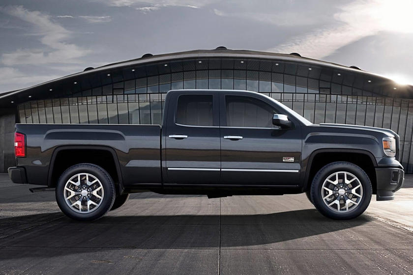 2016 GMC Sierra 3500HD SLT Extended Cab Pickup Exterior
