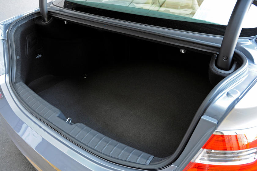 2017 Hyundai Azera Limited Sedan Cargo Area