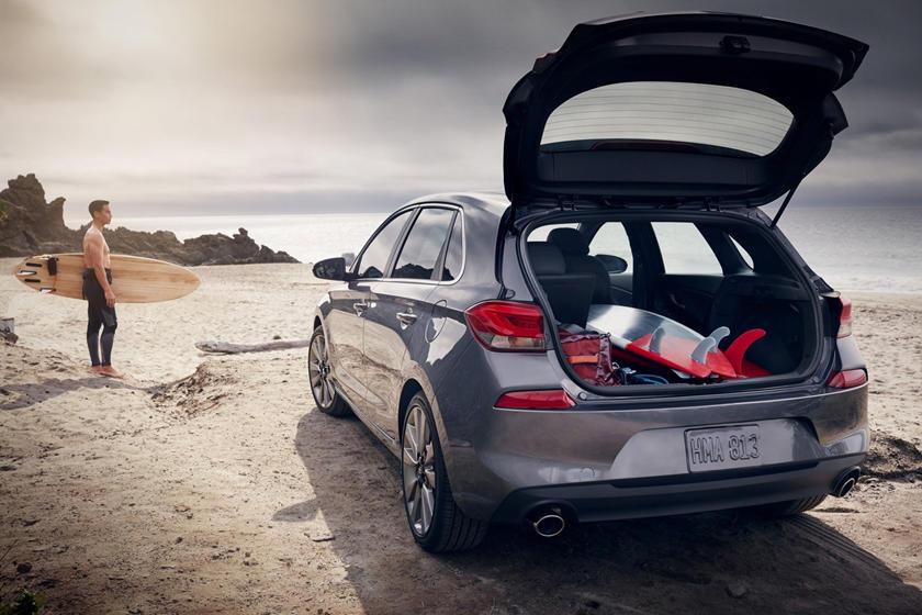 2018 Hyundai Elantra GT Sport 4dr Hatchback Lifestyle