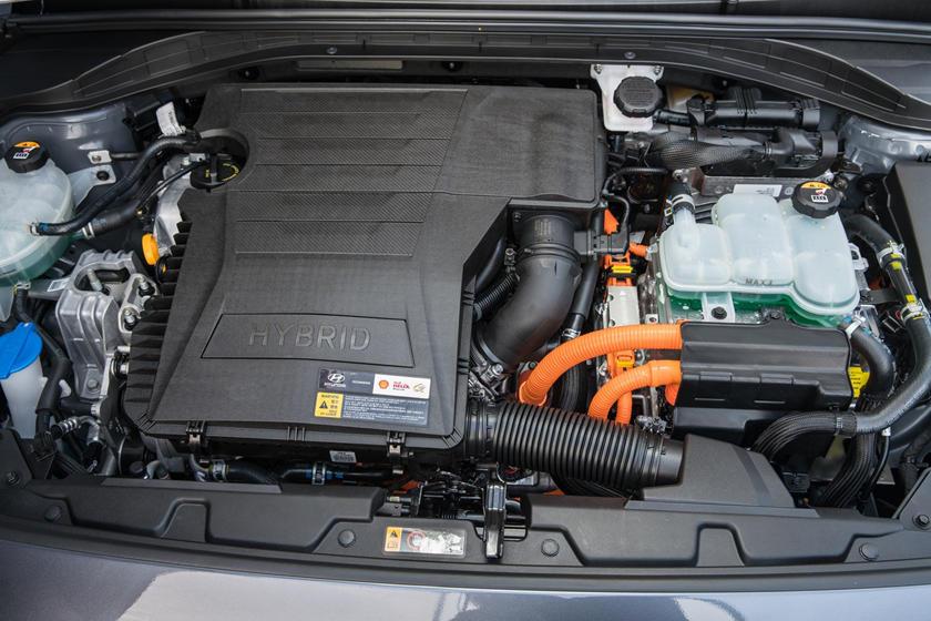 2017 Hyundai Ioniq Hybrid Limited 4dr Hatchback 1.6 I4 Gas/Electric Engine