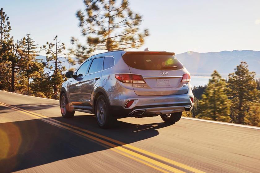2018 Hyundai Santa Fe Limited Ultimate 4dr SUV Exterior
