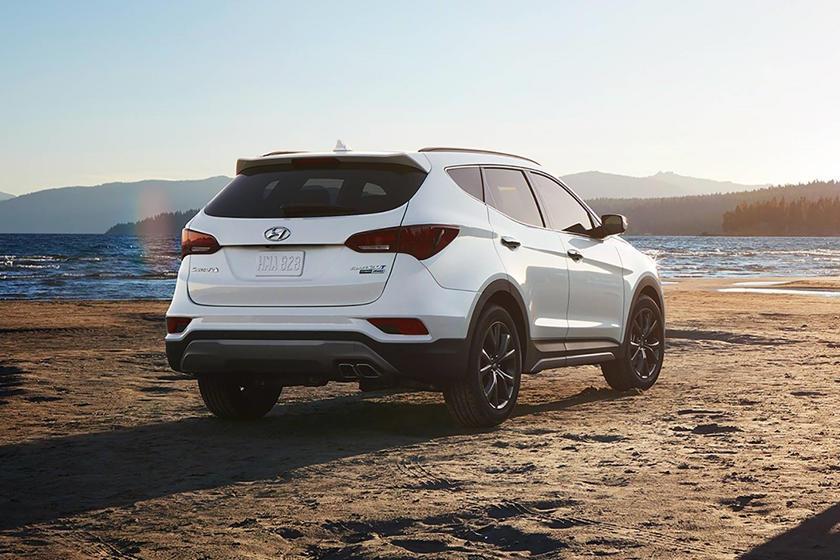 2018 Hyundai Santa Fe Sport 2.0T Ultimate 4dr SUV Exterior