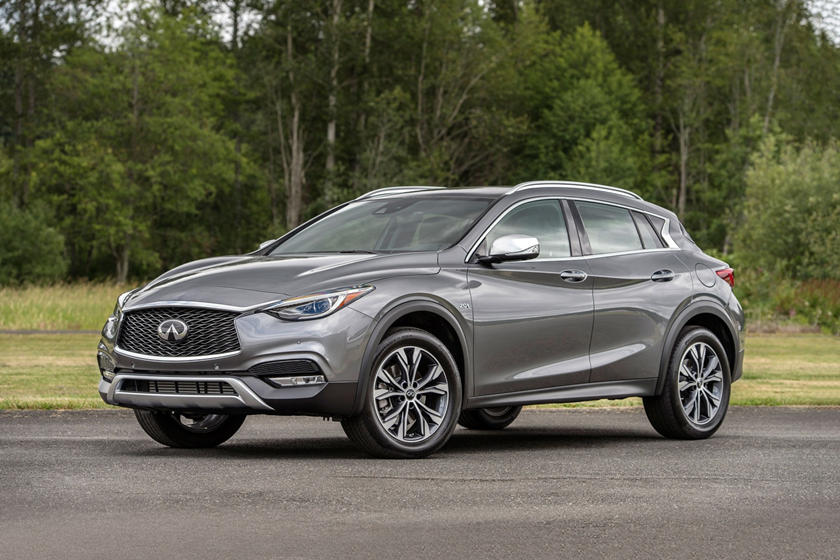 2018 Infiniti Qx30 Review Trims Specs And Price Carbuzz
