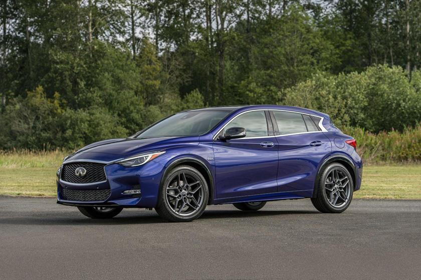 2018 INFINITI QX30 Sport 4dr SUV Exterior