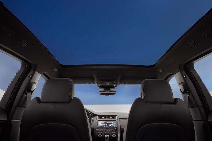 2018 Jaguar E-PACE P250 First Edition 4dr SUV Interior Detail