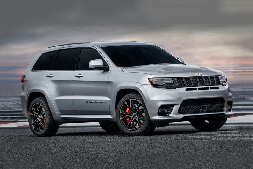 2018 Jeep Grand Cherokee SRT 4dr SUV Exterior