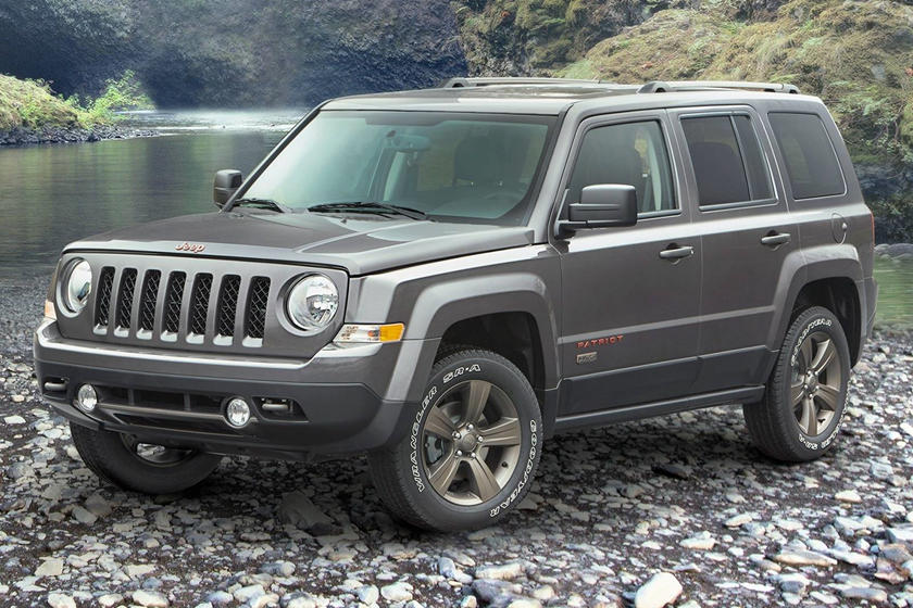 2017 Jeep Patriot 75th Anniversary Edition 4dr SUV Exterior