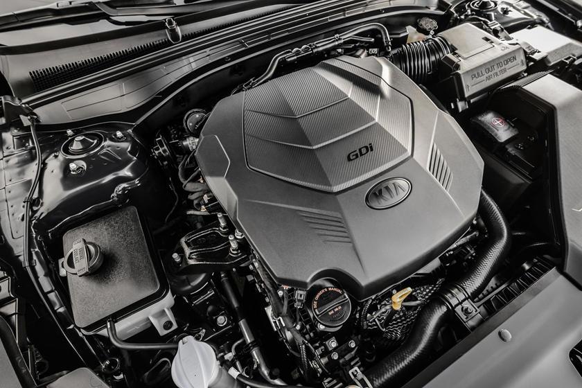 2017 Kia Cadenza Limited Sedan 3.3L V6 Engine