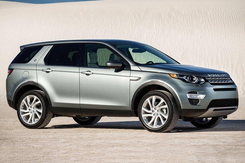 2017 Land Rover Discovery Sport HSE LUX 4dr SUV Exterior