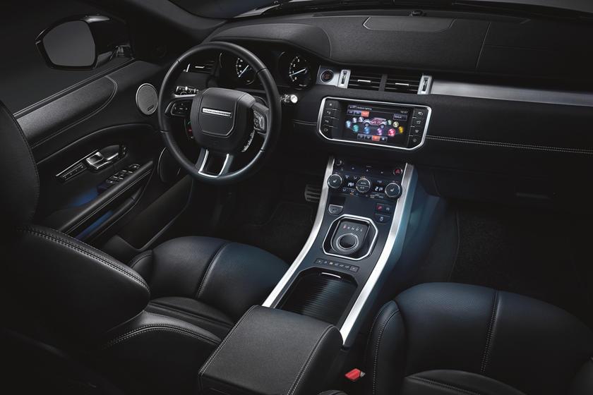 2017 Land Rover Range Rover Evoque Shown HSE Dynamic Interior