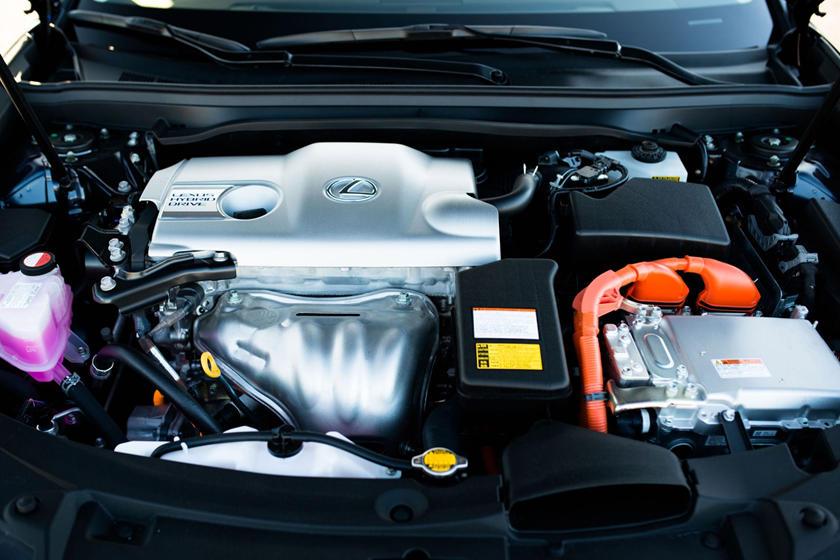 2016 Lexus ES 300h Sedan 2.5L I4 Gas/Electric Engine