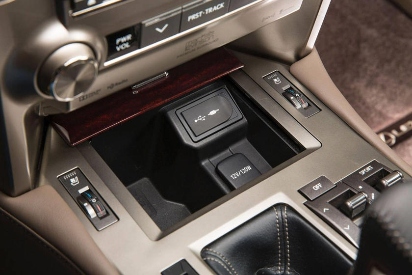 Lexus GX 460 Luxury 4dr SUV Interior Detail