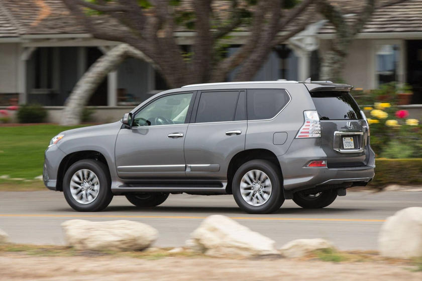 Lexus GX 460 Luxury 4dr SUV Exterior Shown