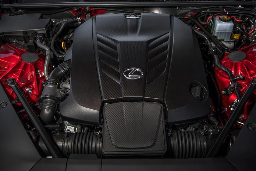2018 Lexus LC 500 Base Coupe 5.0L V8 Engine Engine