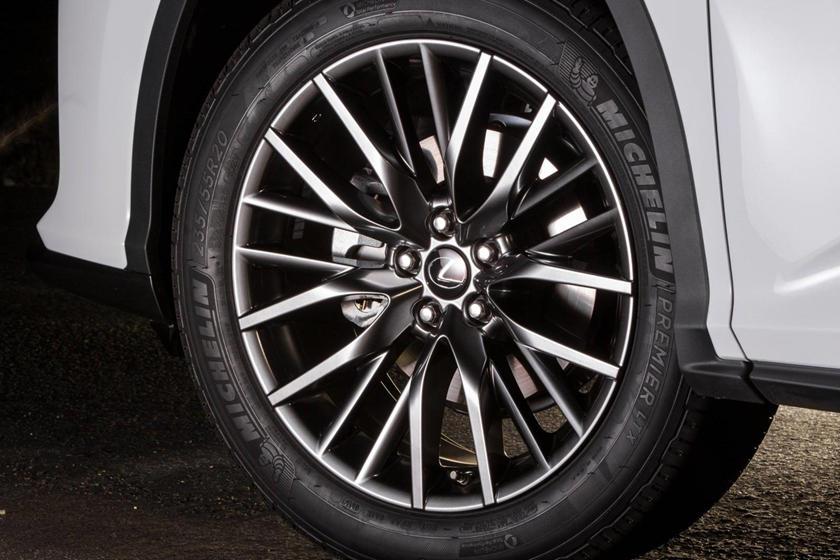 2017 Lexus RX 350 F SPORT 4dr SUV Wheel