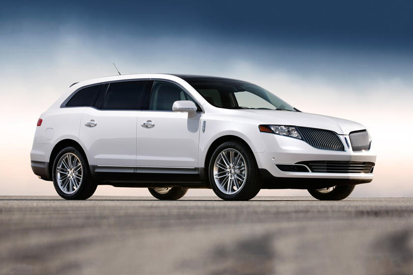 2018 Lincoln MKT Reserve Wagon Exterior