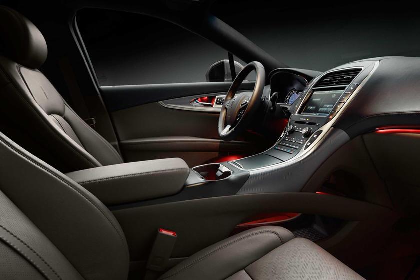 2017 Lincoln MKX Black Label 4dr SUV Interior. Muse Theme Shown.