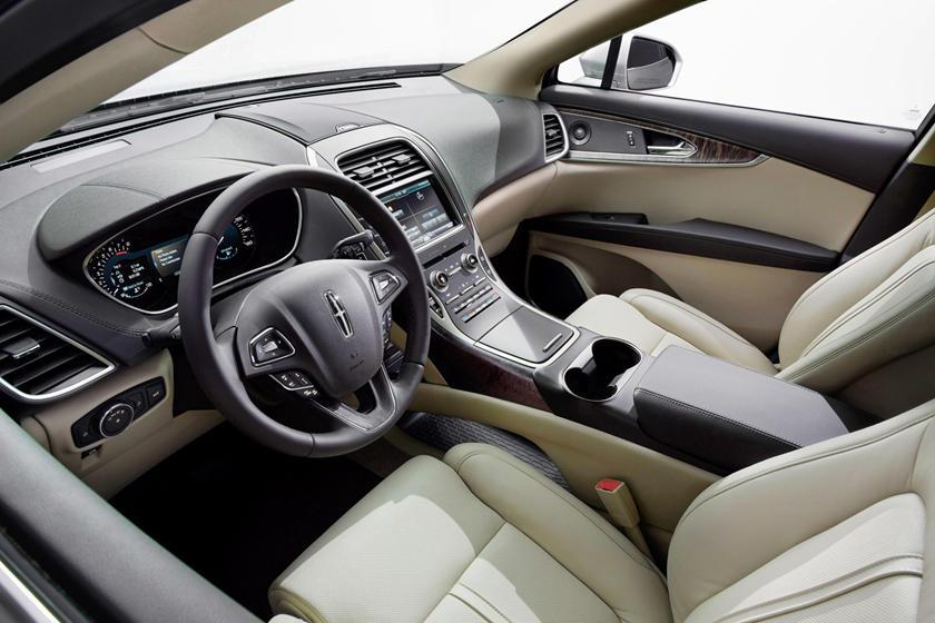 2017 Lincoln MKX Reserve 4dr SUV Interior