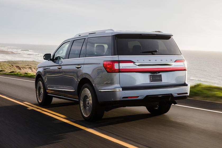 2018 Lincoln Navigator Black Label 4dr SUV Exterior Shown