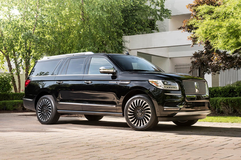 2018 Lincoln Navigator L Review Trims Specs And Price Carbuzz