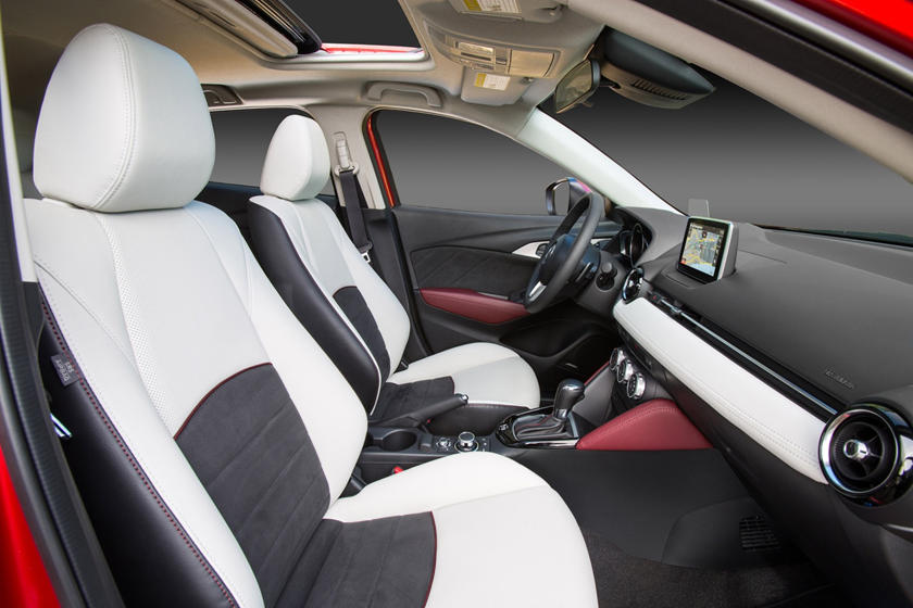 Mazda CX-3 Grand Touring 4dr SUV Interior Shown