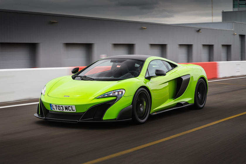used 2016 mclaren 675lt coupe review,trims, specs and price - carbuzz